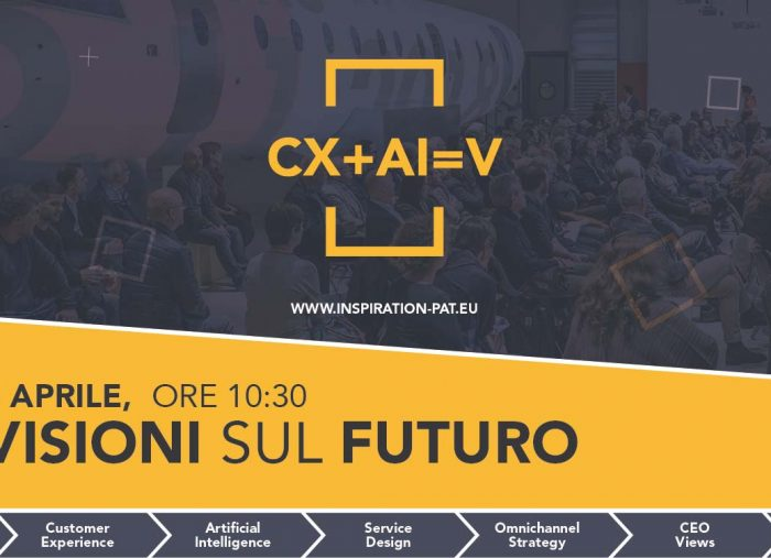 "Event ""CX+AI=V"" – Every innovation is a journey, whose destination is the future"