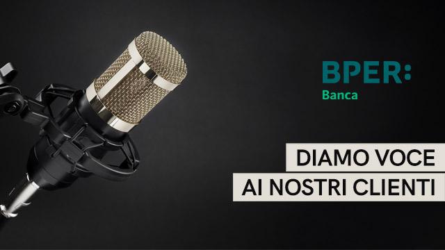 Customer Experience nel settore bancario: la visione di BPER Banca
