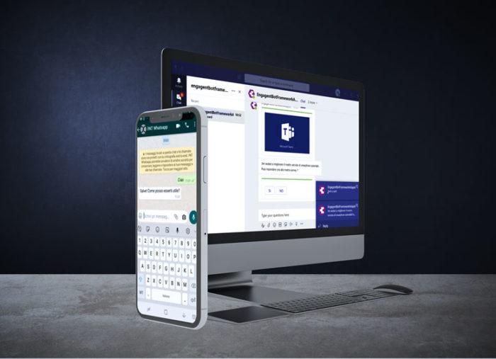 Chatbot per WhatsApp e Microsoft Teams: Automatizza il supporto