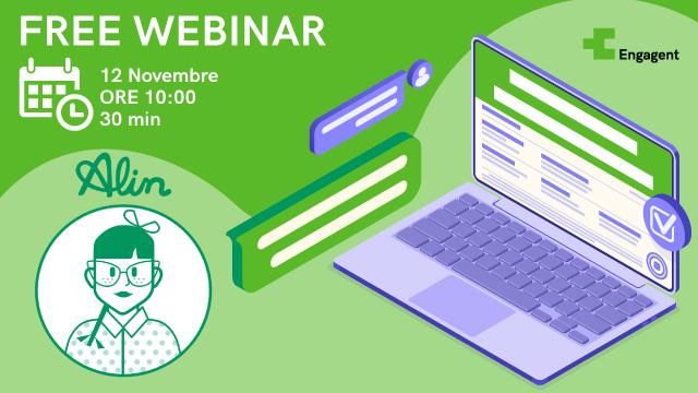 Webinar – Alin Chatbot di BNP Paribas Cardif: l'assistente virtuale rassicurante e diretta