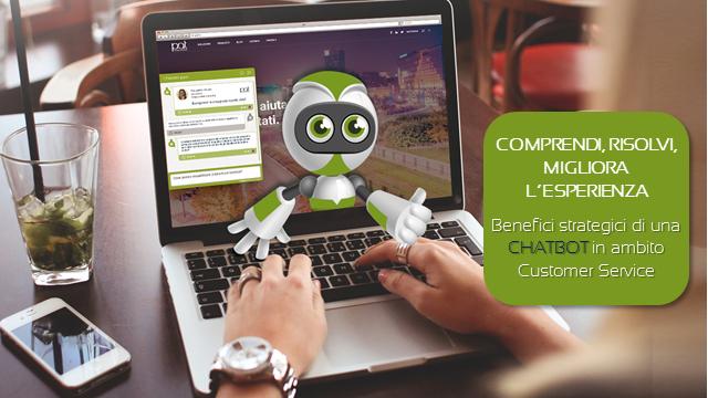 Webinar: Benefici strategici di una chatbot in ambito Customer Service