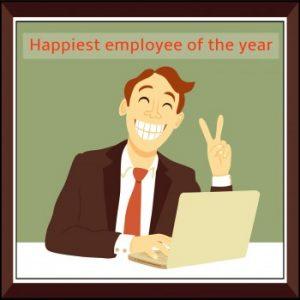 happiest employee